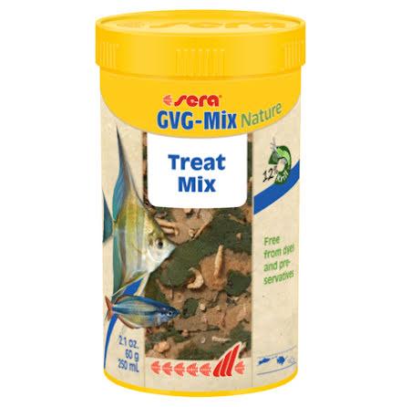 Sera GVG-Mix Nature högprotein frystorkat