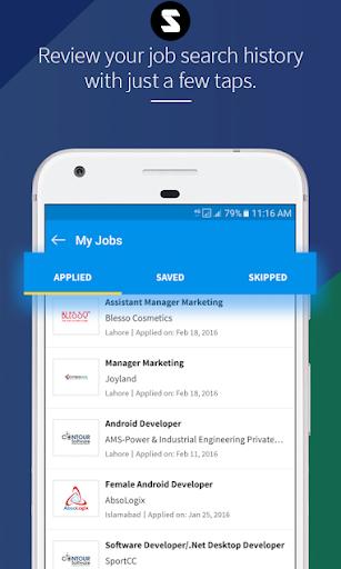 Jobs in Greece screenshot 7