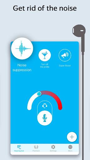 Petralex Hearing Aid App 3.5.5 screenshots 3