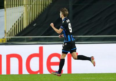 """Les joueurs de Bruges sont aux anges: """"La bonne mentalité....et de la confiance"""""""