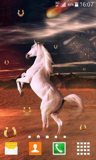 Horse Live Wallpaper