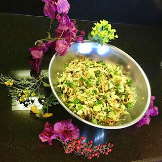 Spicy Avocado Cabbage and Black Bean Slaw Recipe