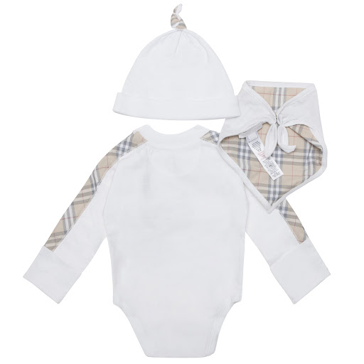 Thumbnail images of Burberry 3 Piece Set