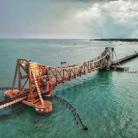 by Soumyadip Ghosh - Buildings & Architecture Bridges & Suspended Structures