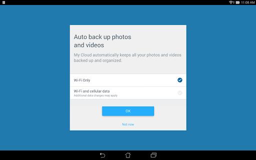 My Cloud 4.4.9 screenshots 7