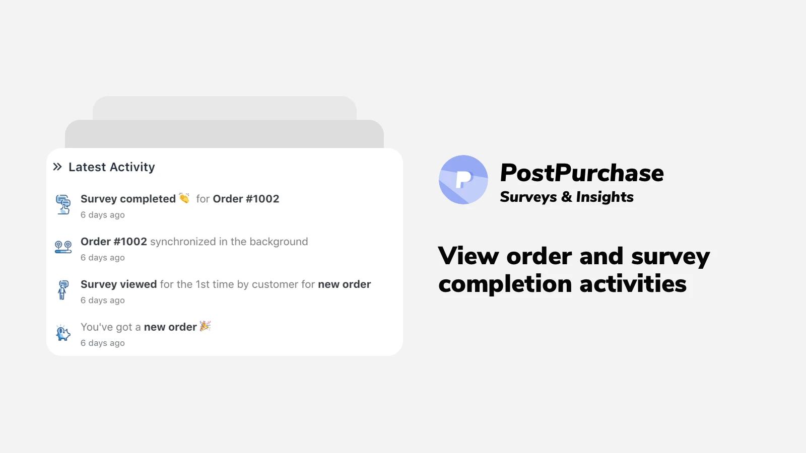 perfect Shopify survey app
