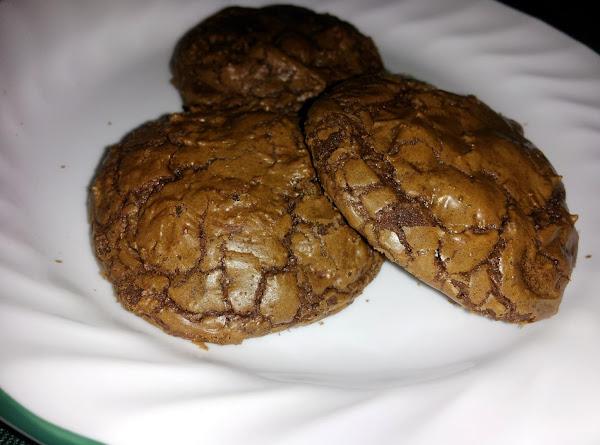 Double Chocolate Espresso Cookies Recipe