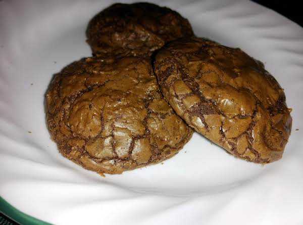 Double Chocolate Espresso Cookies Recipe