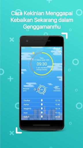 Mashara | Aplikasi Shalat Tercantik Tanpa Iklan 1.1.1 screenshots 1