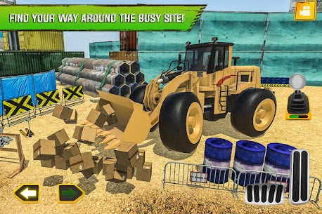 Construction Site Truck Driver App Download For Android and iPhone 3