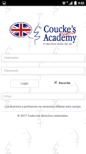 Coucke's APP Students Platform- screenshot thumbnail