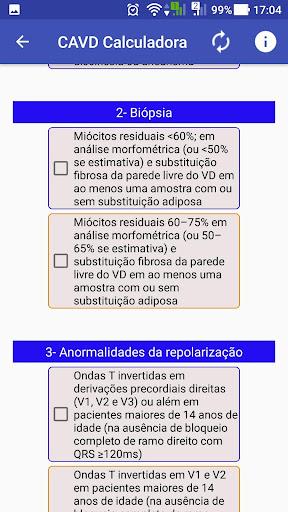 CAVD calculadora 1.0 screenshots 2
