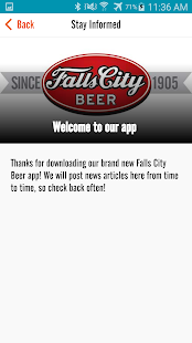 Falls City Beer- screenshot thumbnail