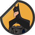 Gravity jumper batman icon