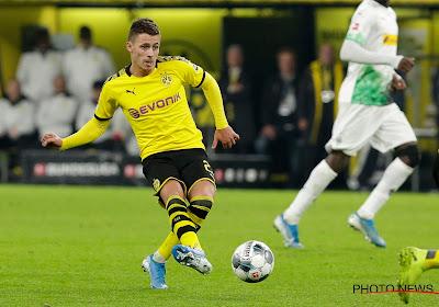 🎥 Le superbe but de Thorgan Hazard avec le Borussia Dortmund face à son ancien club !