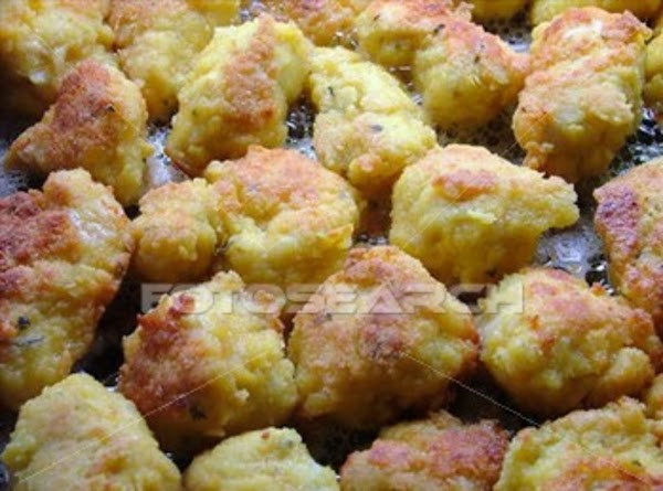 Home Made Chicken Nuggets Recipe