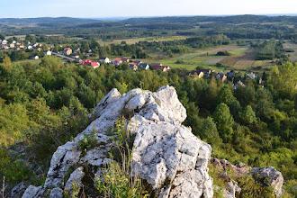 Photo: Panorama z Miedzianki