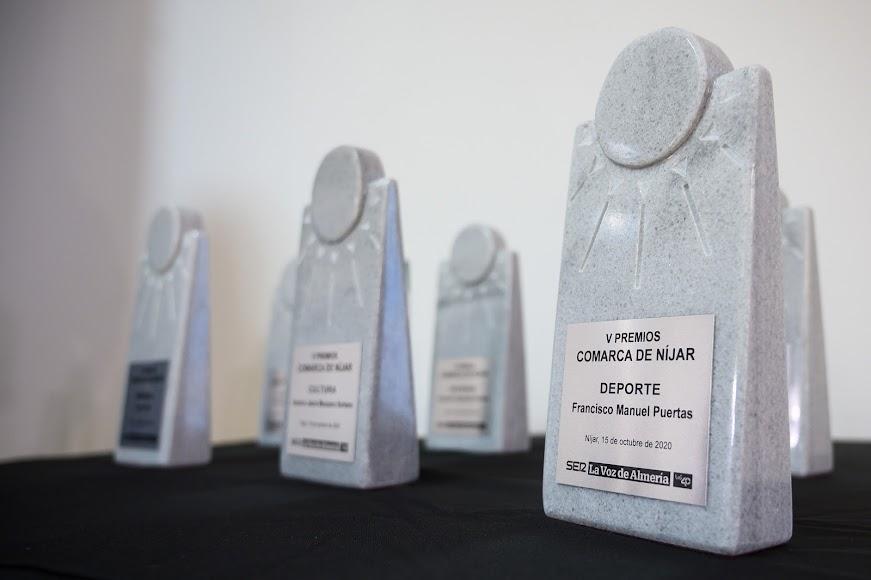 Los galardones que ha entregado LA VOZ por quinto año.