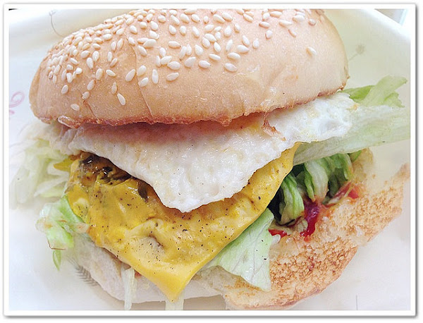 Morning Burger 茉莉漢堡