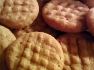 Magic Peanutbutter Cookies