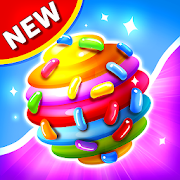 Candy Bomb Fever - 2020 Match 3 Puzzle Free Game