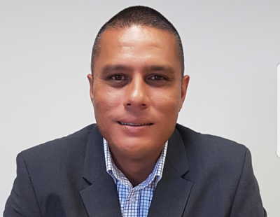 Modeen Malick, Senior Systems Engineer at Commvault South Africa.