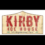 Logo for Karbachtoberfest at Kirby Ice House