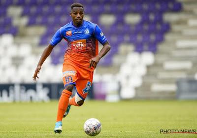 Elton Kabangu (19) ontpopte zich meteen tot basisspeler bij FC Eindhoven