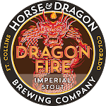 Horse & Dragon Dragonfire Imperial Stout