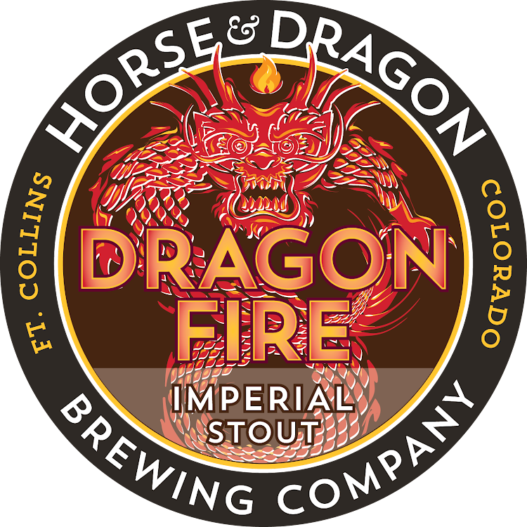 Logo of Horse & Dragon Dragonfire Imperial Stout