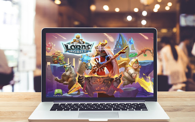 Lords Mobile HD Wallpapers Game Theme