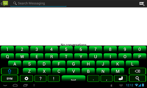 Green Keyboard for PC