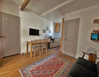Studio meublé 28,3 m2