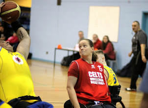 Photo: Photo taken during the match between CELTS 1 and Norwich Lowriders on 14 February 2015