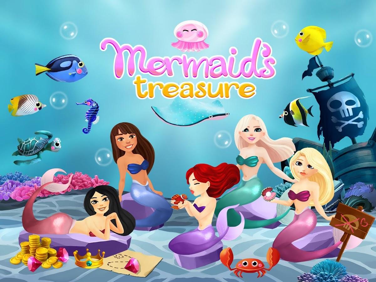 mermaid u0027s treasure android apps on google play