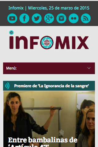 infomix TV- screenshot