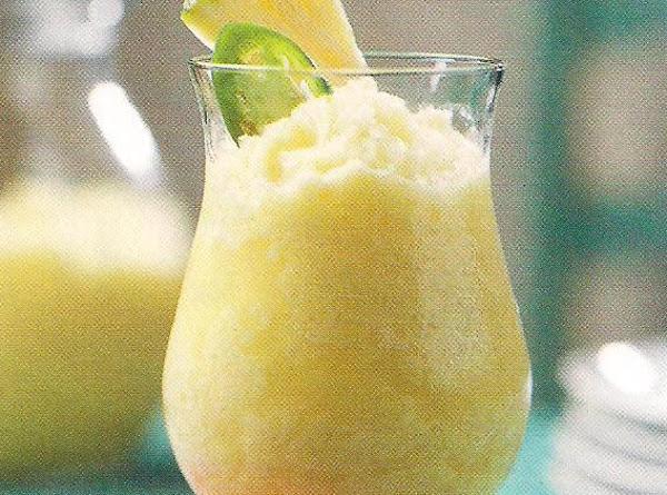 Pineapple Freeze With Jalapeno Recipe