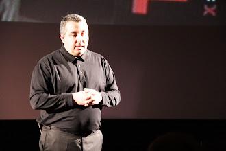 """Photo: TedxAlsace - Rachid Sefrioui - Directeur Général de Finaventures - """"Trouvez votre ancre"""""""
