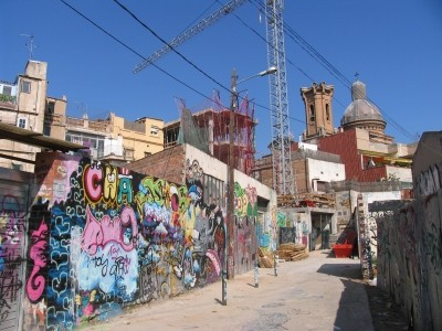 Photo Vieux centre de Sant Andreu
