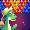 Bubble shooter - Free bubble games icon