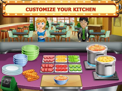 Food Court Fever 2: Super Chef- screenshot thumbnail