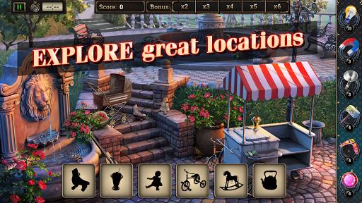 Hidden Object Games: Mystery of the City 1.16.15 screenshots 8