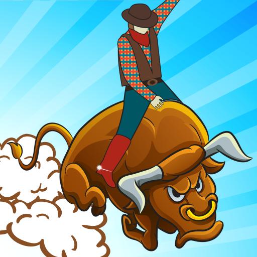 Rodeo Run Stampede in Safari (game)