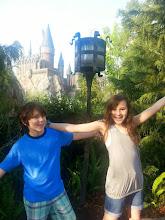 Photo: Hogwarts! At Universal Islands of Adventure