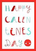 Happy Galentine's - Valentine's Day Card item