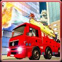 Emergency Fire Truck Simulator icon