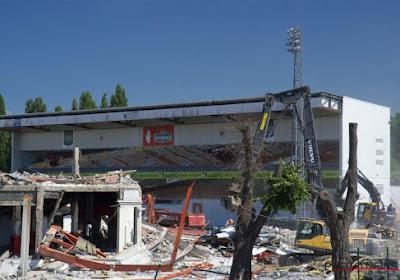 Voici à quoi ressemble le Bosuil à quelques heures du match Antwerp-Anderlecht (vidéo)