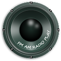 FM AM Radio Tuner for Free icon