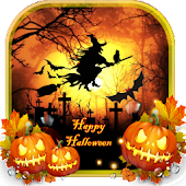 Music Halloween Live Wallpaper Android APK Download Free By SweetMood