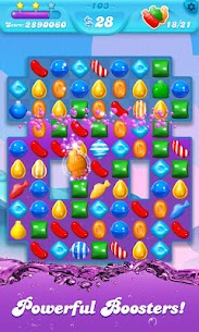 Candy Crush Soda Saga MOD Apk (Unlimited Moves) 7